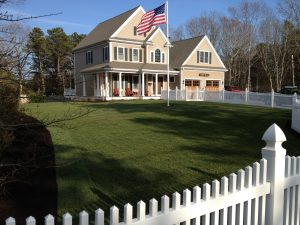 Cape Cod lawn care services Instant lawn via sod Yarmouth