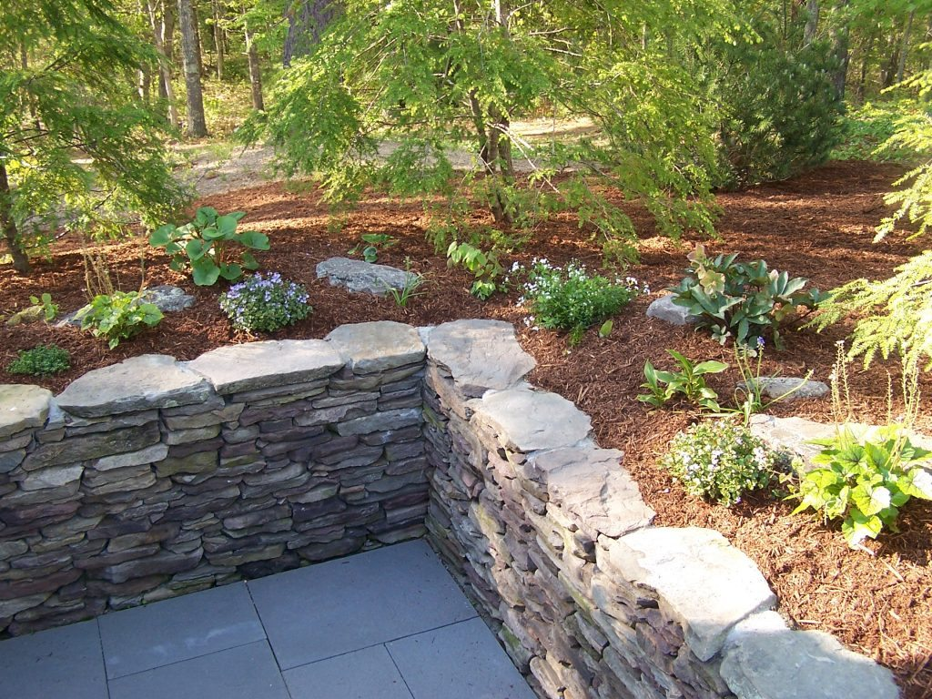 Falmouth Sandwich retaining walls contractors Bourne MA